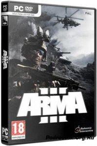 Arma 3 - Deluxe Edition v 1.08 + 1 DLC (2013/RUS/ENG/MULTI9/RePack by Fenixx)
