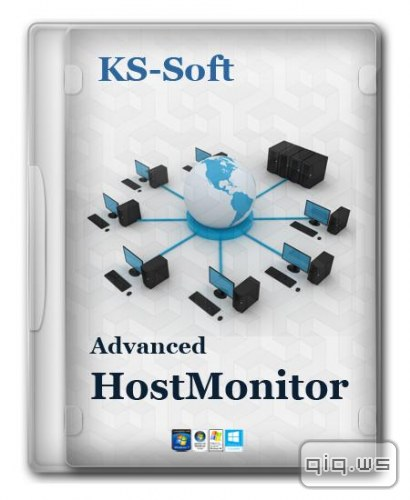 Joomla 2.5 шаблон. Advanced Host Monitor Enterprise 9.80 Beta , картинка н