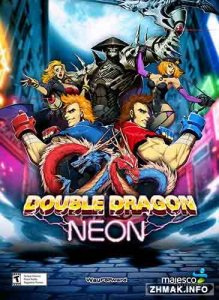Double Dragon: Neon (2014/ENG) Repack