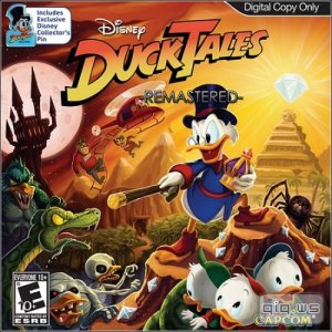 DuckTales: Remastered v.1.0u4 (2013/RUS/ENG/MULTi7/RePack by Fenixx)
