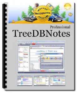 TreeDBNotes Professional 4.35 Build 01 Final
