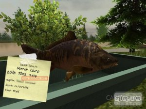 Carp Fishing Simulator (1.5) [Симулятор, ENG] [Android]