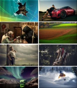 Wonderful Wallpapers for PC - Обои для ПК. Pack 112