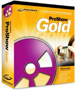Photodex ProShow Gold 6.0.3410