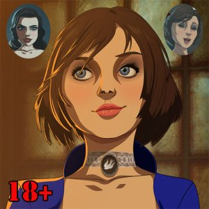 Bioshock Infinite Hentai Flash (2014/PC/EN)