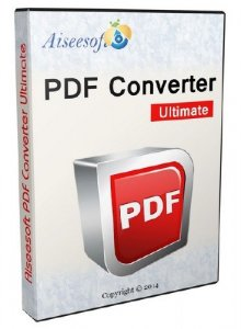 Aiseesoft PDF Converter Ultimate 3.2.6.22439 Final + Rus