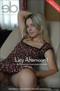 EroticBeauty: Natalia B - Lazy Afternoon 1