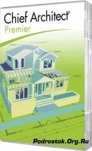 Chief Architect Premier X5 v.15.1.0.25