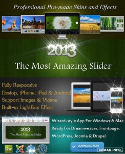 Amazing Slider Enterprise 2.4 + русификатор