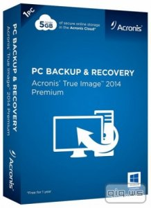 Acronis True Image 2014 Standard | Premium 17 Build 6673 RePacK by D!akov