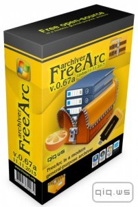 FreeArc 0.67a (Update 11.11.2013) ML/Rus + Portable + FreeArc PowerPack + ArcConvert 0.67