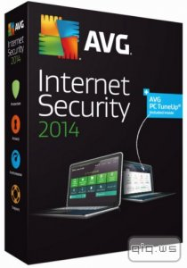 AVG Free & Internet Security 2014 4335.7045 RUS Repack by Fortress