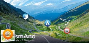 OsmAnd+ Maps & Navigation v1.6.5 (Android OS)
