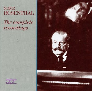 Moriz Rosenthal - The complete recordings (5 CD) (2012)