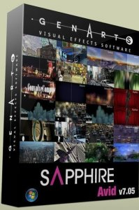 GenArts Sapphire Plug-ins 7.05 (х64 bit) for Adobe After Effects & Adobe Premiere Pro