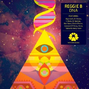 Reggie B - DNA (2013)