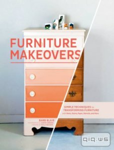 Furniture Makeovers/Barb Blair/2013