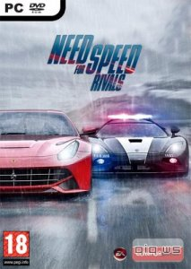 Need For Speed Rivals v.1.4.0.0 (2013/RUS/ENG/RePack by z10yded)