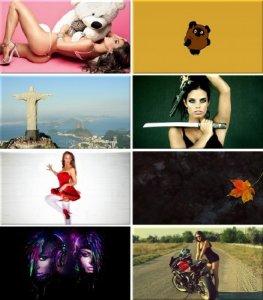 Various Wallpapers - Коллекция обоев для ПК. Pack 121