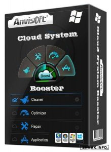 Anvisoft Cloud System Booster PRO 3.2.11 Ml/Eng