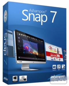Ashampoo Snap 7.0.4 (2014/ML/RUS) DC 24.02.2014