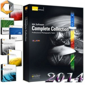 Google Nik Collection 1.1.1.1 Re Pack от Mr konon + Rus by @SHAH