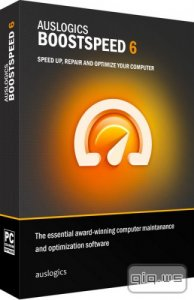AusLogics BoostSpeed 6.5.1.0 RePacK & Portable by KpoJIuK
