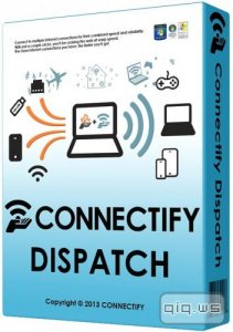 Connectify Dispatch Pro 7.3.0.30321 Final (Includes Connectify Hotspot PRO)