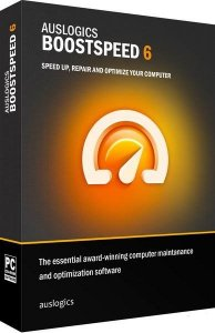 AusLogics BoostSpeed 6.5.1.0 RePack (& Portable) by D!akov (2014) ENG/RUS