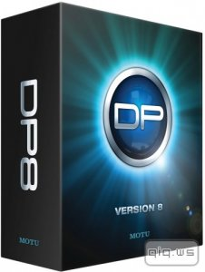 MOTU Digital Performer 8.0.6