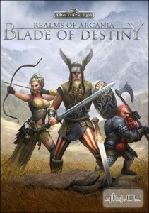Realms of Arkania: Blade of Destiny HD (2013/ENG/RePack от R.G. Механики)