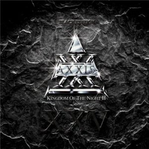 Axxis - Kingdom of the Night II [White Edition + Black Edition] (2014)