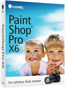 Corel PaintShop Pro X6 v16.1.0.48 Rus + Portable by FC Portables