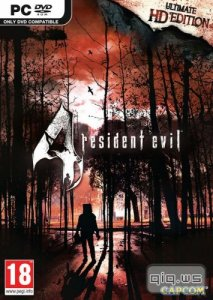 Resident Evil 4 Ultimate HD Edition (2014/ENG/RePack by XLASER)