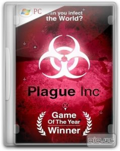 Plague Inc: Evolved (2014/En/beta 0.5) RePack RG Games