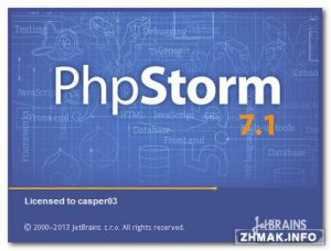 JetBrains PhpStorm 7.1.3 Build 133.982 Final