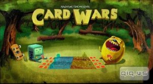 Card Wars - Adventure Time (1.0) [РПГ, Аркада, ENG] [Android]