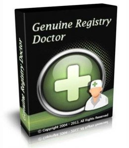 Genuine Registry Doctor 2.6.8.8