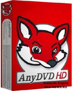 SlySoft AnyDVD & AnyDVD HD 7.4.4.0 Final