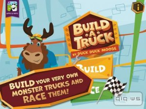 Build A Truck - Duck Duck Moose (1.0) [Гонки, ENG] [Android]