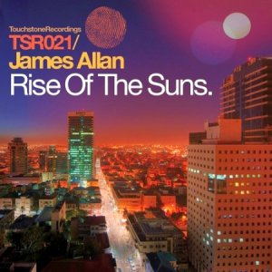 James Allan - Rise Of The Suns (2014)