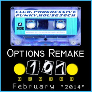 Options Remake 100 Tracks February [2014]