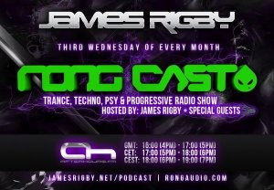 James Rigby - Rongcast 044 (2014-03-03)