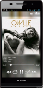 DAMP Music Player v2.0