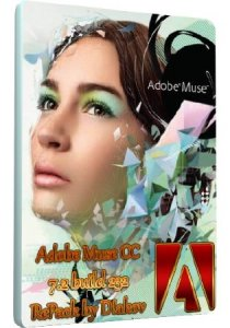 Adobe Muse CC 7.2 build 232 RePack by D!akov (RusEng) (2014)