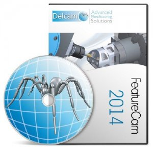 Delcam FeatureCam 2014 R2 SP2 Build 20.6.0.26 Final