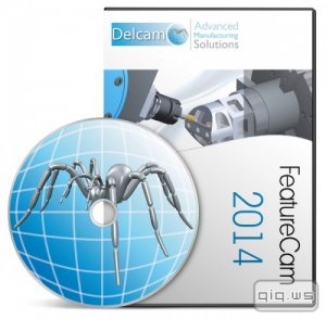 Delcam FeatureCam 2014 R2 SP2 Build 20.6.0.26 Final (ML|RUS)