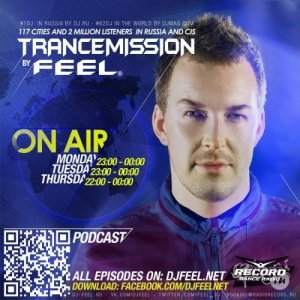 DJ Feel - TranceMission (04-03-2014) (Record Club)