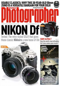 Amateur Photographer - 18 January 2014 (UK)