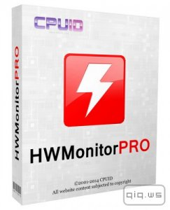 CPUID HWMonitor Pro 1.19 Final + Portable